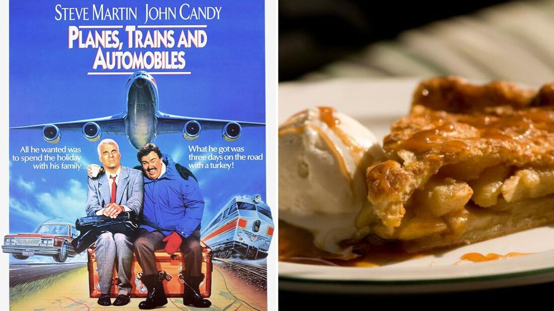 steve martin movie and apple pie